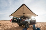 4WD Enthusiast BASIL LYNCH on the SHADOW AWNING!