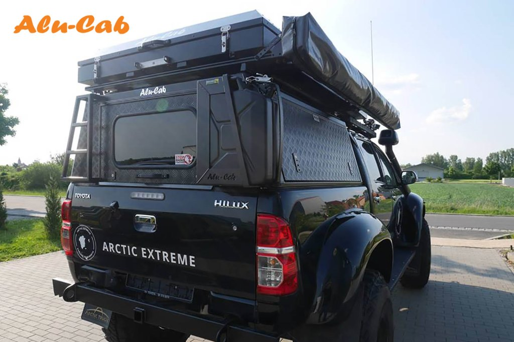 Click To Enlarge Image Alu Cab Adventure Canopy Hilux