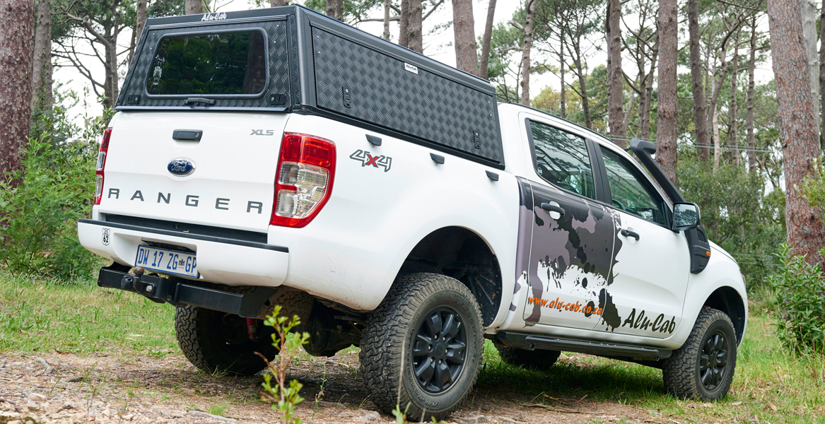 Ford Explorer Off Road >> Alu-Cab Africa - Explorer Canopy
