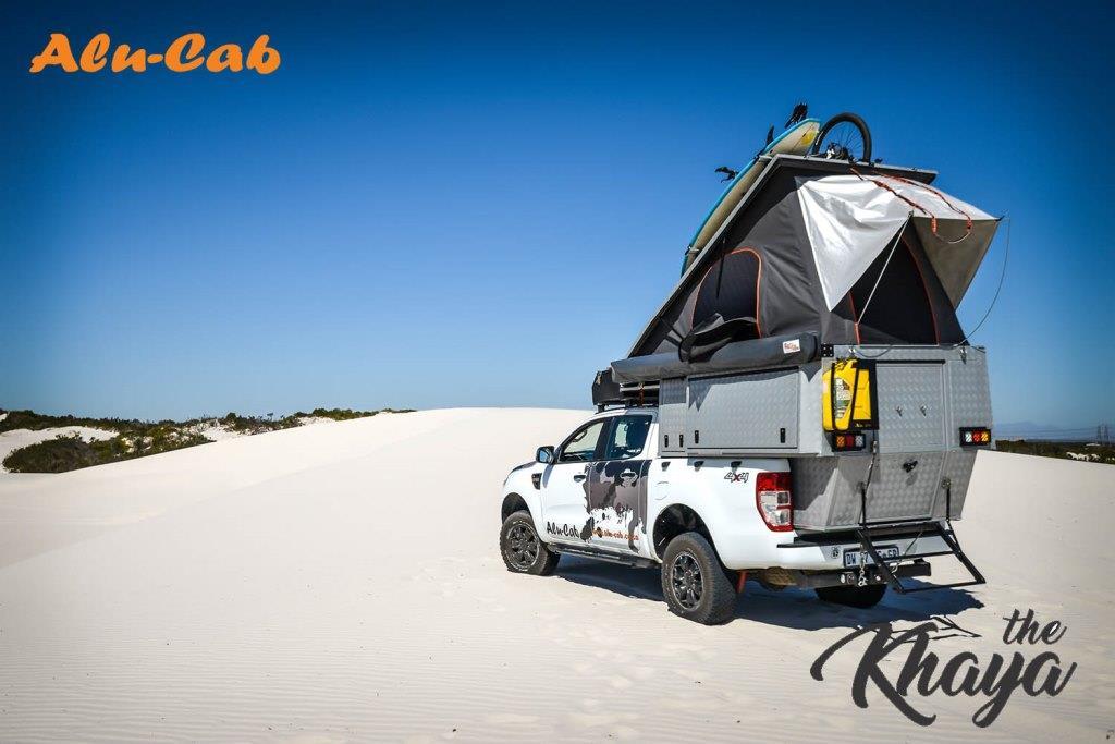 Alu Cab Africa Khaya Camper