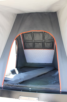 Gen 3 Expedition Tent Alu Cab