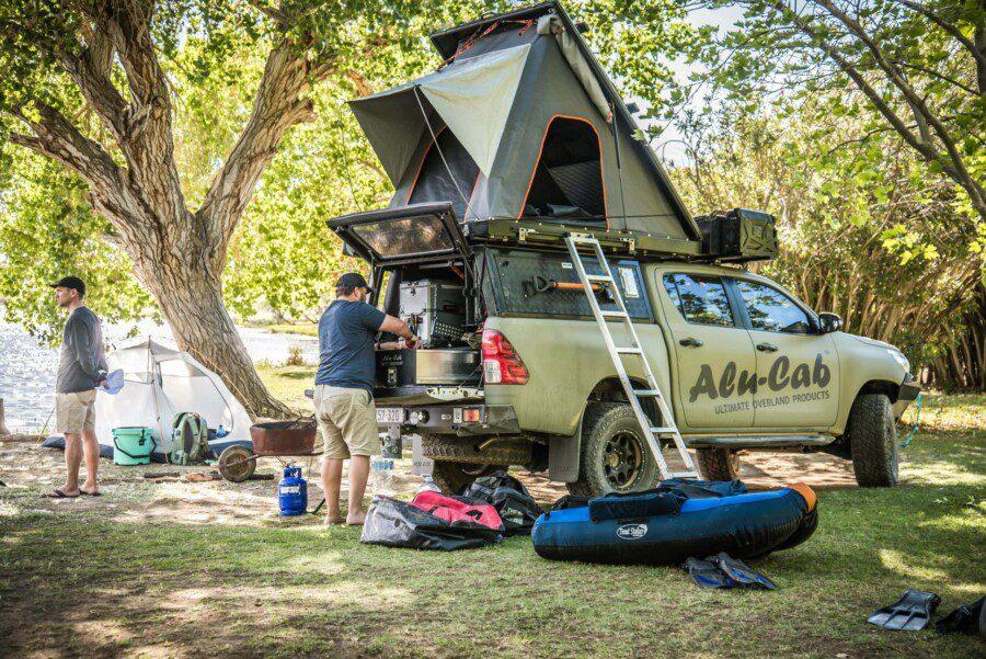 Alu-Cab Generation 3 Tent