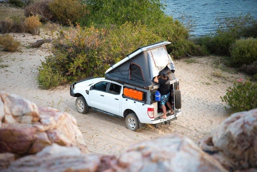 Canopy Camper Canopy Camper Alu Cab South Africa